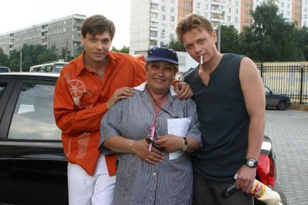 Фото актера и музыканта Павла Майкова. Фото № 37