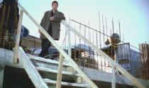 11 серия Бригады. Кадр из сериала Бригада № - 96